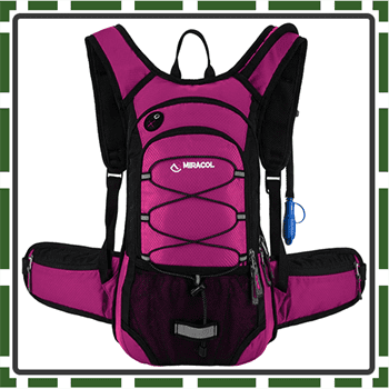 Best Miracol Hydration Packs