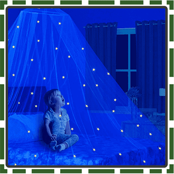 Best Glow Netting for Bed