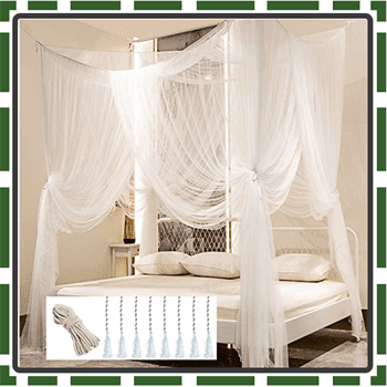 Best Four Corner Bed Canopy