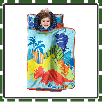 Best Colorful Toddler Nap Mats
