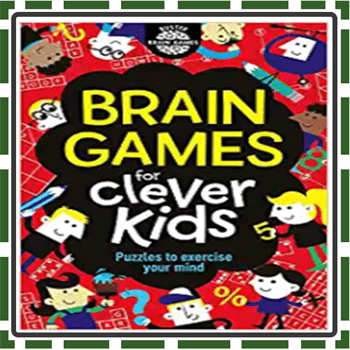 Best brain Puzzle Books for Kids