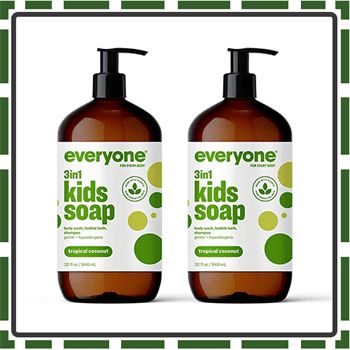 Best Bubble Baby Shampoo and Body Wash
