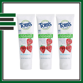 Best Tom Toothpaste for Kids
