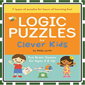 Best Clever Puzzle Books for Kids