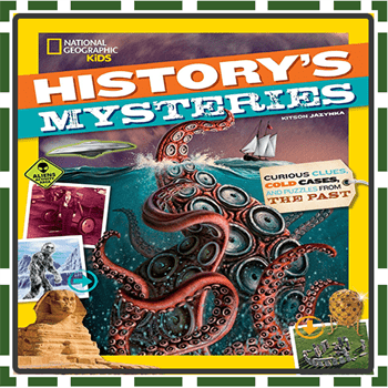 Best History Mystery Books for Kids