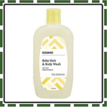 Best Solimo Baby Shampoo and Body Wash