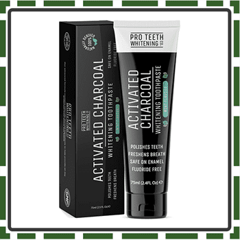 Best Charcoal Whitening Toothpastes