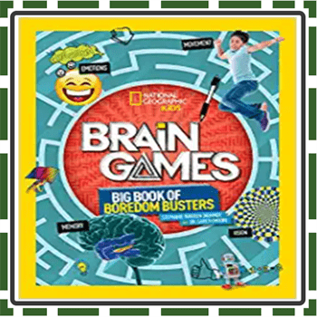 Best Buster Puzzle Books for Kids