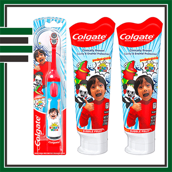 Best Colgate Toothpaste for Kids