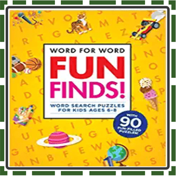 Best Words Puzzle Books for Kids