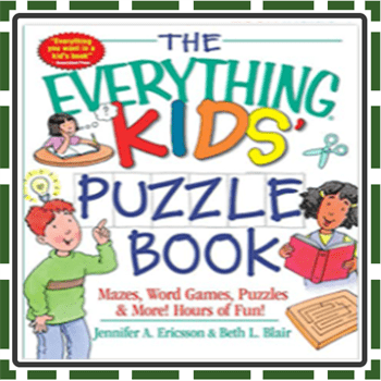 Best Everything Puzzle Books for Kids