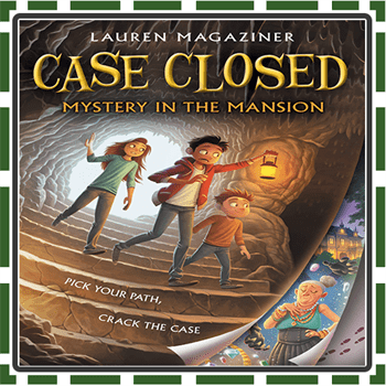 Best mansion Mystery Books for Kids