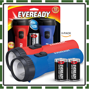 Best Multi pack Flashlights for Toddlers