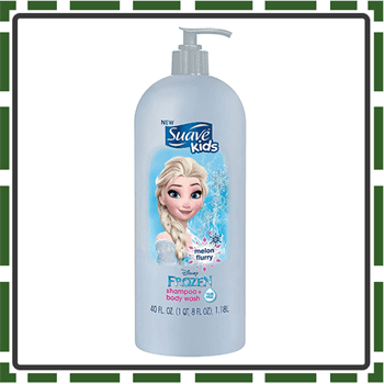 Best Suave Baby Shampoo and Body Wash