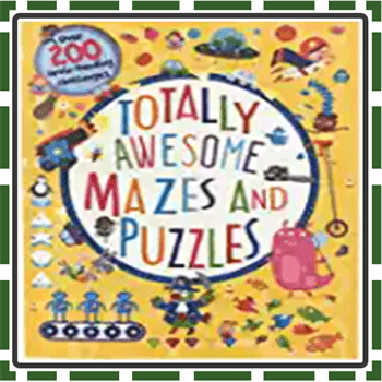 Best Awesome Kids Activity Book