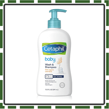 Best Cetaphil Baby Shampoo and Body Wash