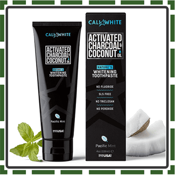 Best Cali Whitening Toothpastes