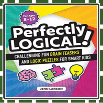 Best Logical Puzzle Books for Kids