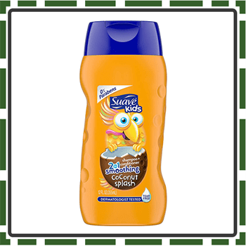Best Suave Shampoos and Conditioners for Kids