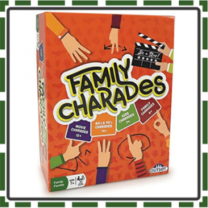 Best Charades Family Board Games.