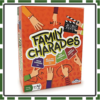 Best Charades Family Board Games