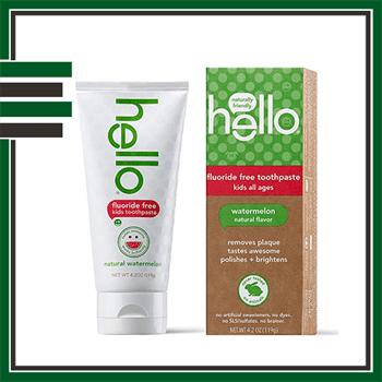 Best Hello Toothpaste for Kids