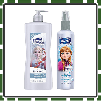 Best tame Shampoos and Conditioners for Kids