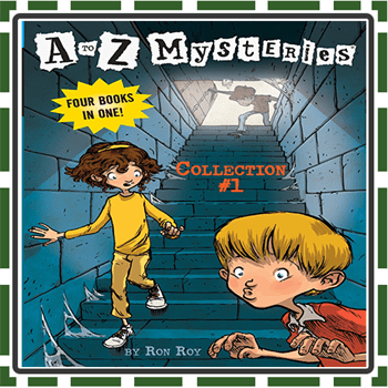 Best A to Z Mystery Books for Kids