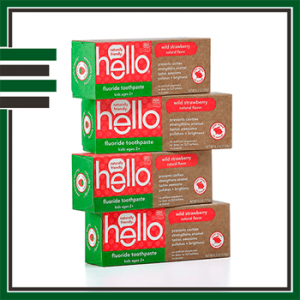Best Hello Oral Toothpaste for Kids