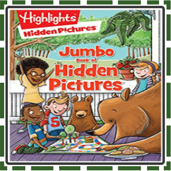 Best Jumbo Puzzle Books for Kids