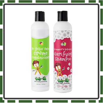 Best Natural Shampoos and Conditioners for Kids