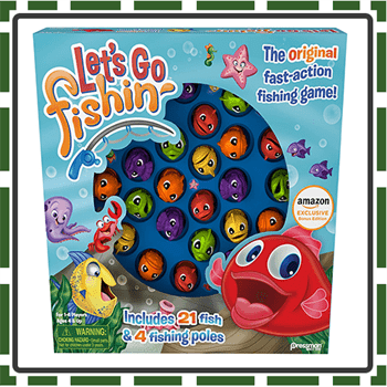 Best O toy Fishing Game Toy Set