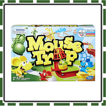Best Mouse Board Games for Kids