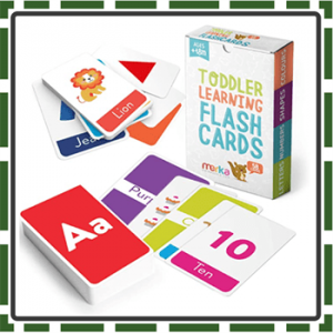 Best Toddler Flashcard Exciting Games