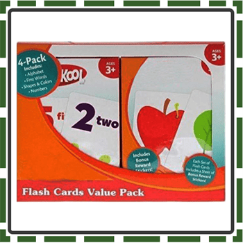 Best Four Set Flashcard Exciting Games
