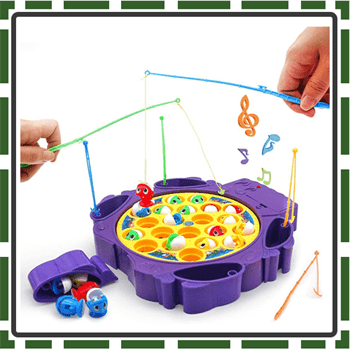 Best Pole Fishing Game Toy Set