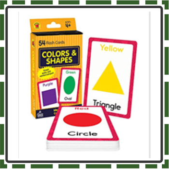 Best Shaped Flashcard Exciting Games