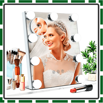 Best Baban Lighted Makeup Mirrors
