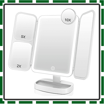 Best Easehold Lighted Makeup Mirrors