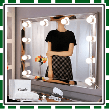 Best Chende Lighted Makeup Mirrors