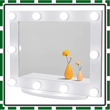Best White Lighted Makeup Mirrors
