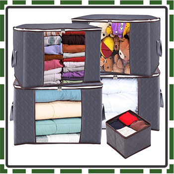 Best Thick Clothes Storage Bag