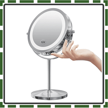 Best LED Magnifying Makeup Mirror