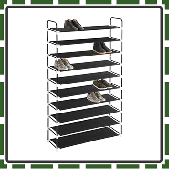 Best Standing Budget Shoes Storage Solutions