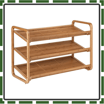Best Bamboo Budget Shoes Storage Solutions