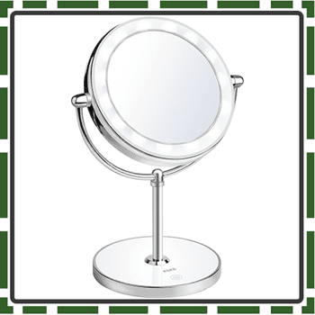 Best Lighted Magnifying Makeup Mirror