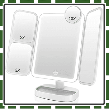 Best Easehold Magnifying Makeup Mirror