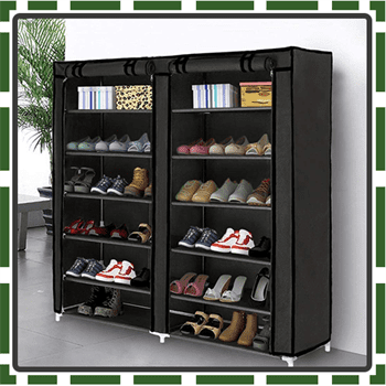 Best Cabinet Budget Shoes Storage Solutions