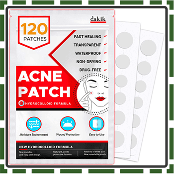 Best Facial Pimple Patches For Face