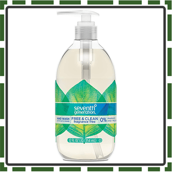 Best Fragrance free Hand Soaps